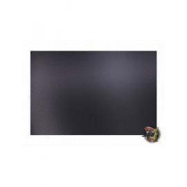 Adhésif style carbone noir 3D vinyl