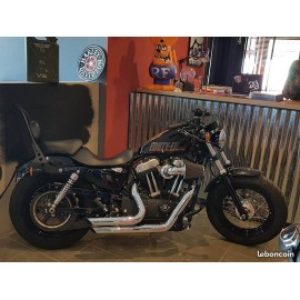 HARLEY DAVIDSON FORTY EIGHT 48 2014