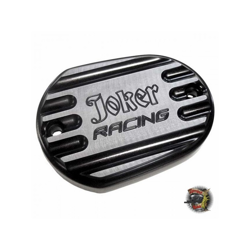 Couvercle maître cylindre sportster logo - Joker Machine