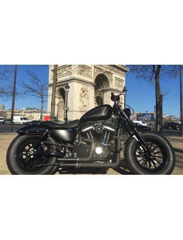 Harley Sportster Bobber prépa ZOMBIE1