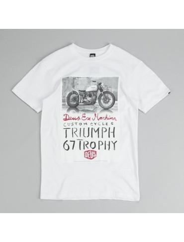 Triumph Trophy White