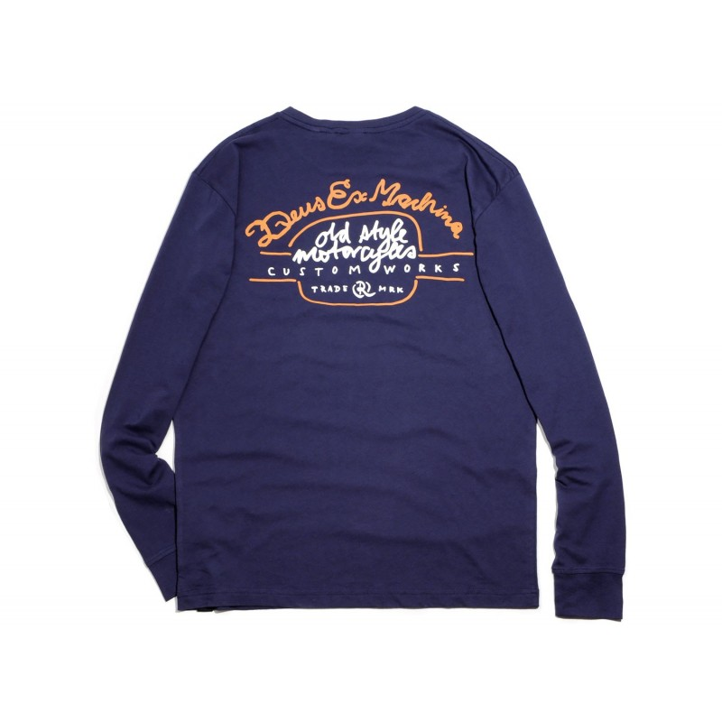 Workers Ls Tee back