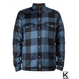 Lumberjack Blue