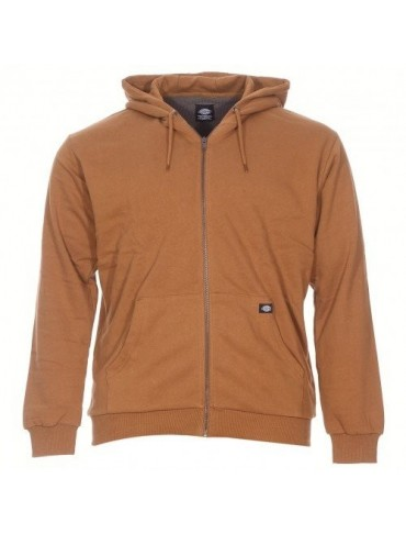 Sweat Capuche Brown Dickies