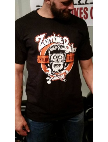 T shirt ZBC undead legend