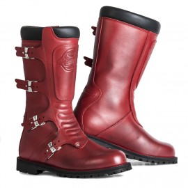 Bottes Stylmartin Continental Rouge