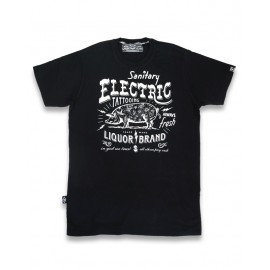 T shirt Electric Tattooing
