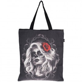 Tote Bag Rose Tattoo