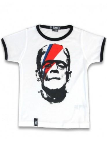 Franken bowie T-shirt enfant
