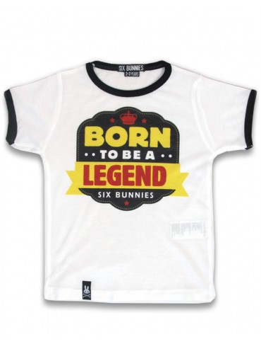 BORN TO BE A LEGEND T-SHIRT...