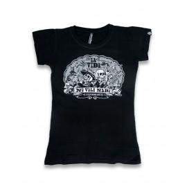 T shirt mexican skull