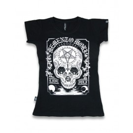 T shirt Memento Mori