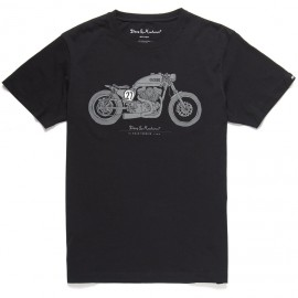 T-shirt Deus: Bald Terrier...