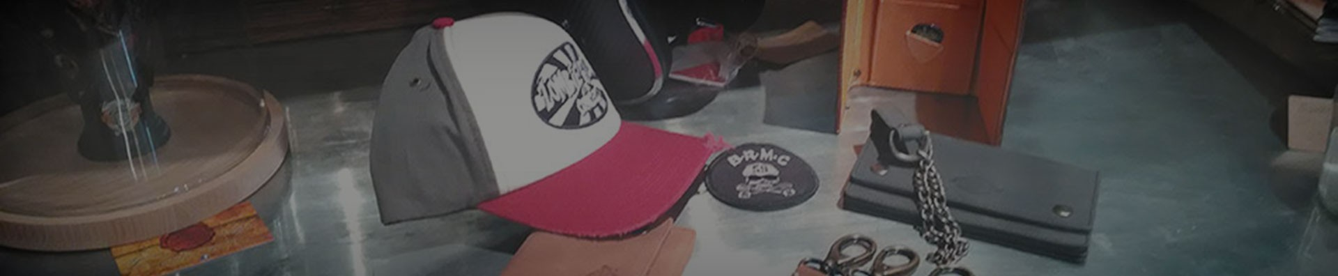 Accessoires pour Motard - casques,foulard,sac,ceinture - ZOMBIE BIKES CONCEPT®