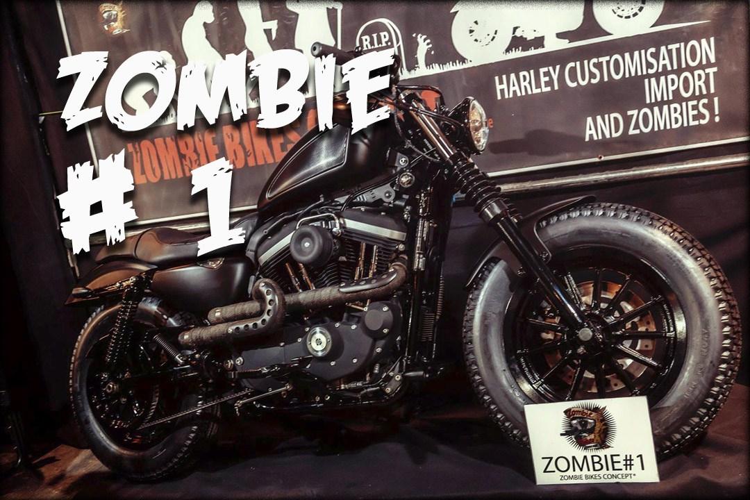 Zombie#1 - Le Bobber moderne