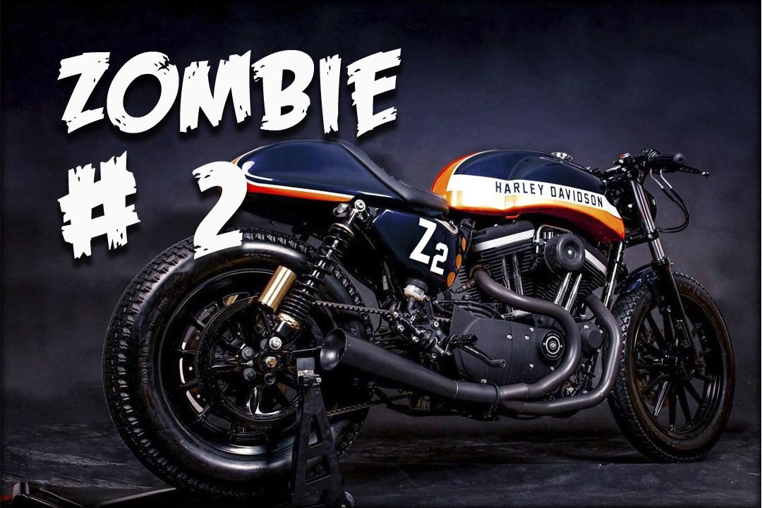 Zombie#2 - Le Café Racer