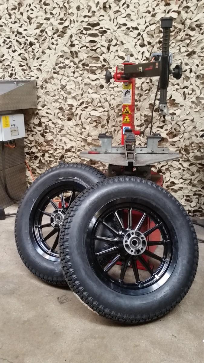 Préparateur Harley ZBC: Garage zombie Bikes