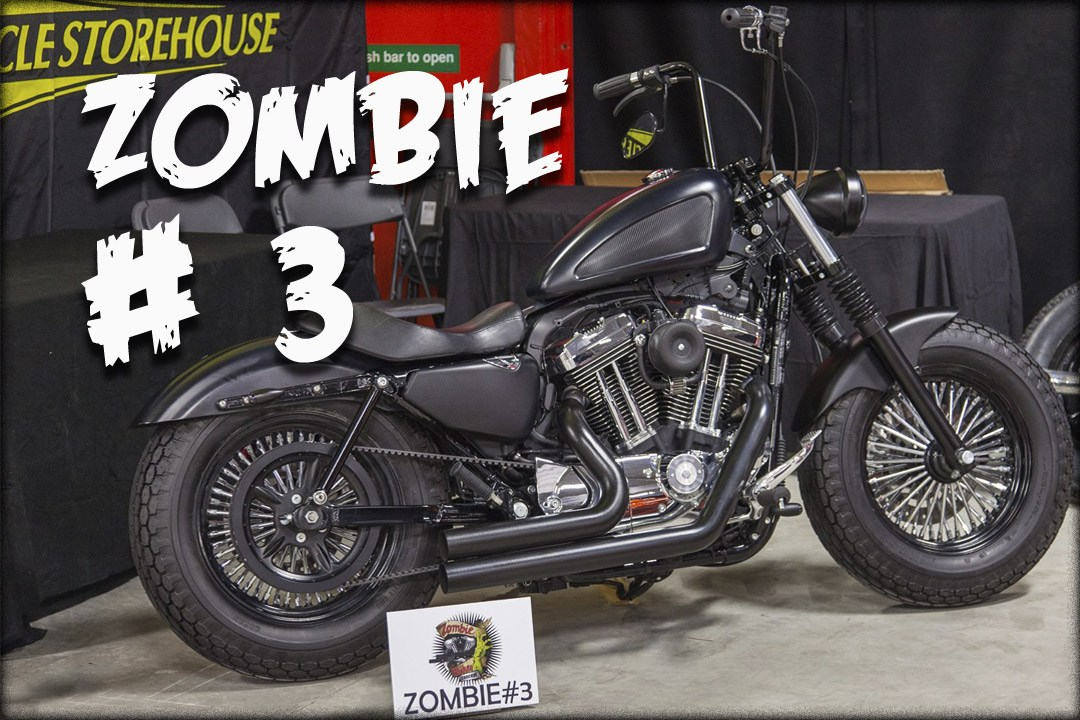 Zombie#3 - Le Bobber Old School