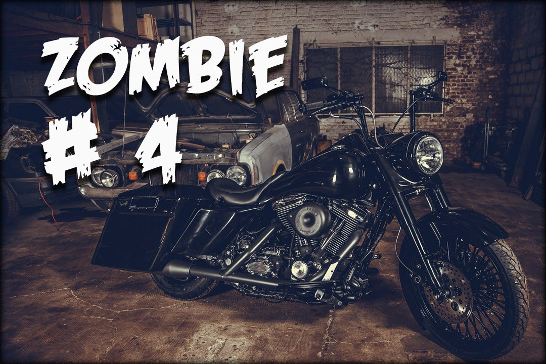 Zombie#4 - Le Bagger