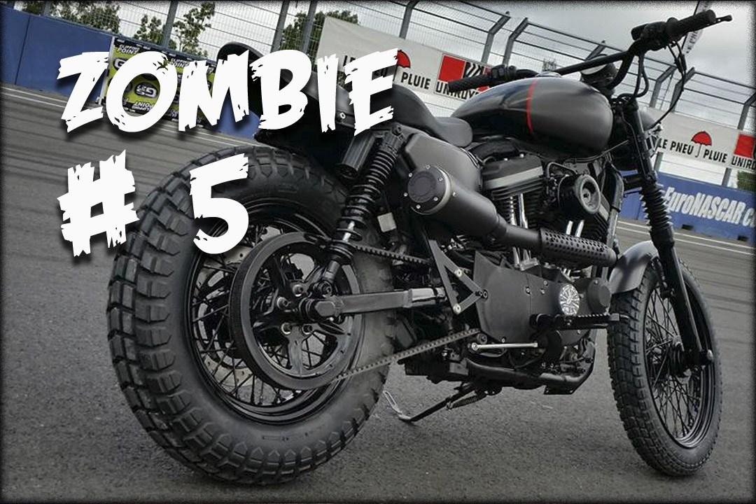 Zombie#5 - Le Scrambler